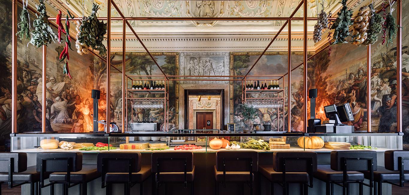 Palacio Chiado restaurante